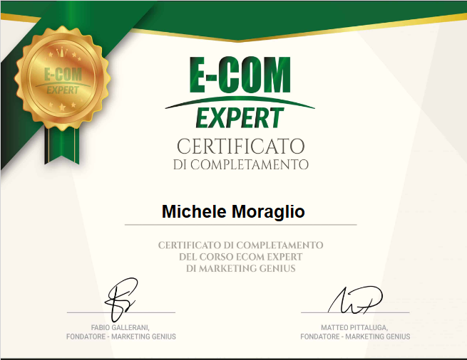 ecomm manager